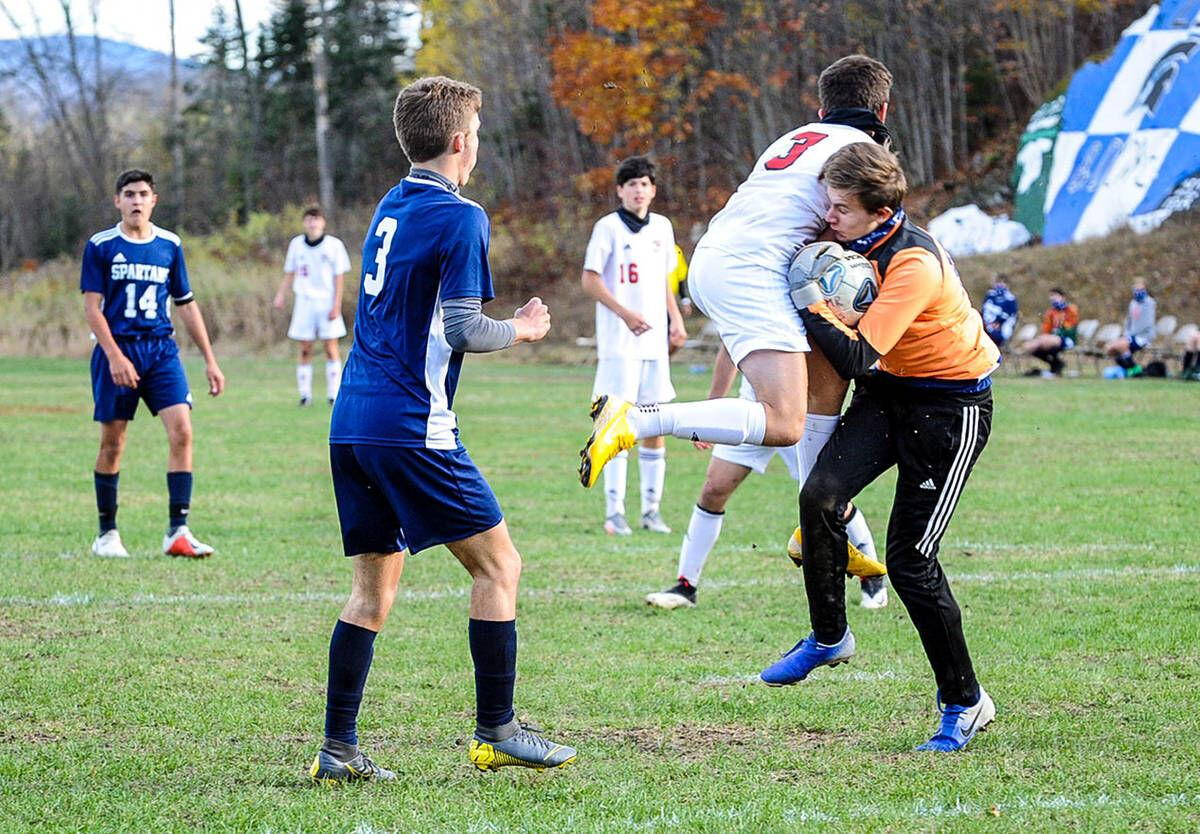 H.S. Soccer: Berlin Trips Up Spartans