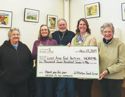 Littleton Food Co-op's Partners Receive 'Record-Breaking' Support