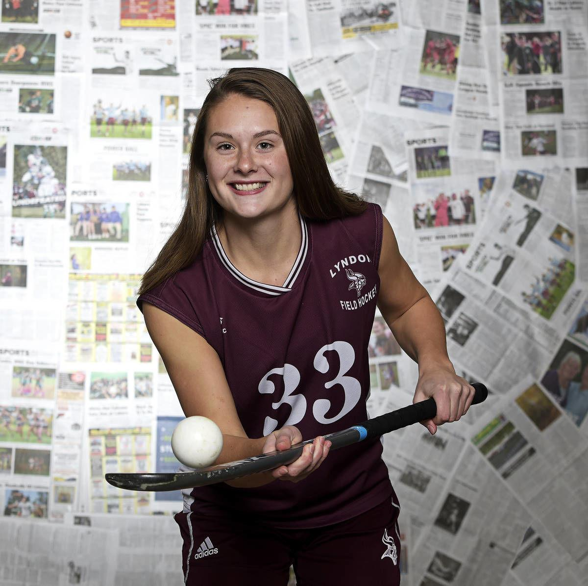 Lyndon Institute's Olivia Matteis: The Record's 2019 Field Hockey Player of the Year