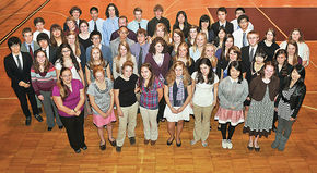 LI National Honor Society Welcomes 34 New Members