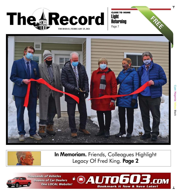 Littleton Record, February 25, 2021
