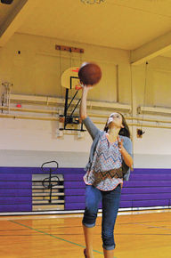 Groveton's Get Fit Student: Brooke Routhier