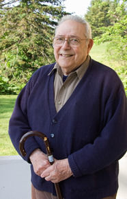 "Lyndon State Publishes Robert Michaud's ""Lyndon Memories"""