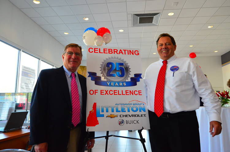 Littleton Chevrolet Celebrates 25 Years