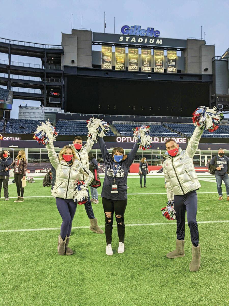 Local Nurse Gets VIP Treatment At Super Bowl LV