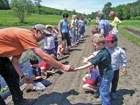 Farm to School: Where Does Our Food Comes From?