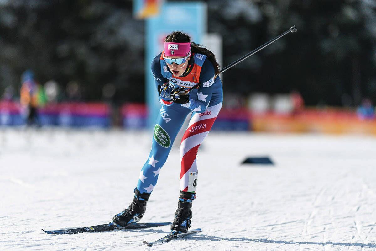 Dunklee Strong At Biathlon World Championships; Lawson 24th At U23 Worlds