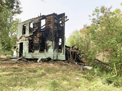 Officials Call House Fire Suspicious