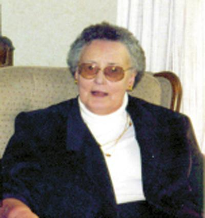 Jean Borland - Obituary