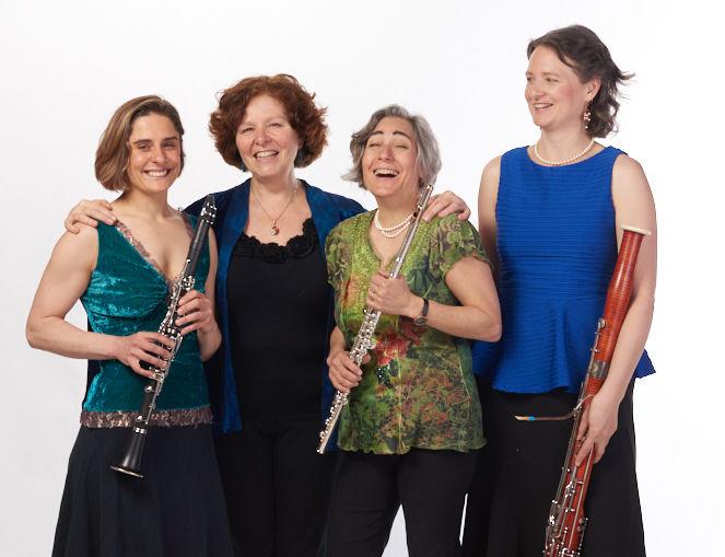 Helian Consort Musicians