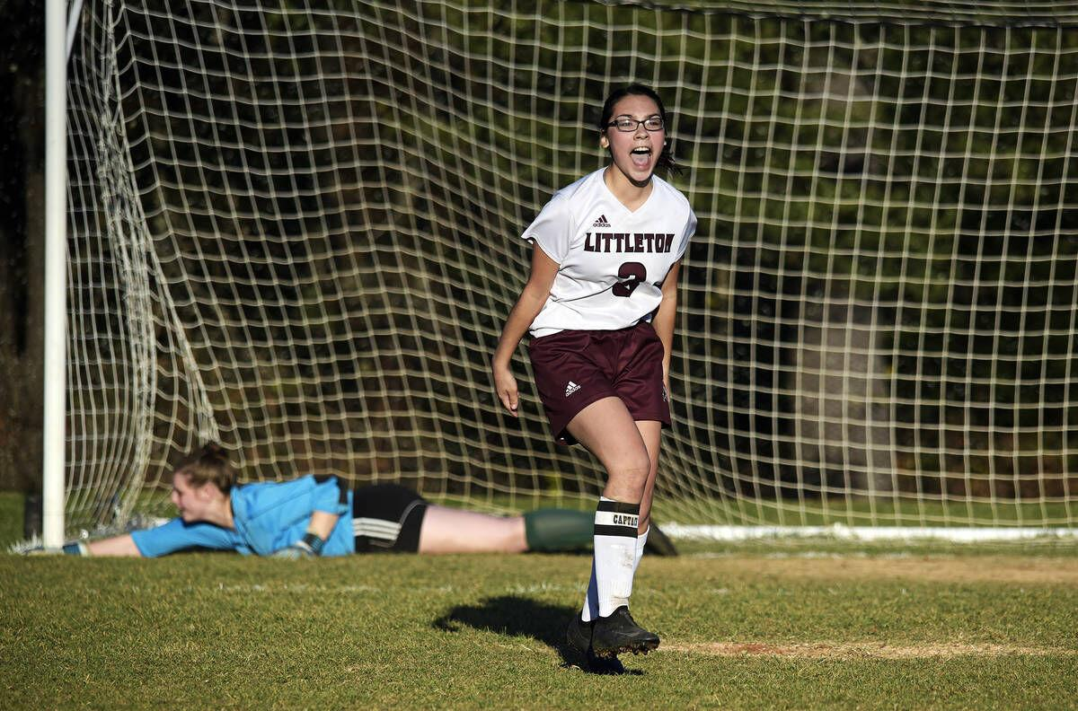 Littleton's Olivia Corrigan: The Record's 2020 Girls Soccer Player Of The Year