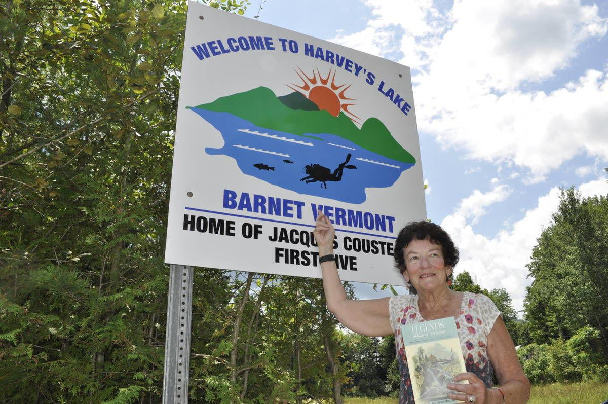 Author Takes Deep Dive Into Local Legends