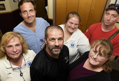 Lifesavers: CPR Keeps Local Man Alive