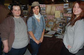 History Fair Draws Hundreds Of Students