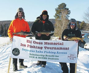 Eli Goss Memorial Ice Fishing Tournament To Be Held This Weekend
