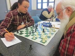 Community High School Hosts President's Day Chess Tournament