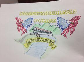 Groveton students design artwork for town cruiser