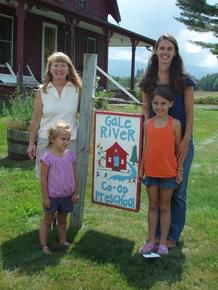 Gale River Cooperative Preschool Welcomes New Teacher