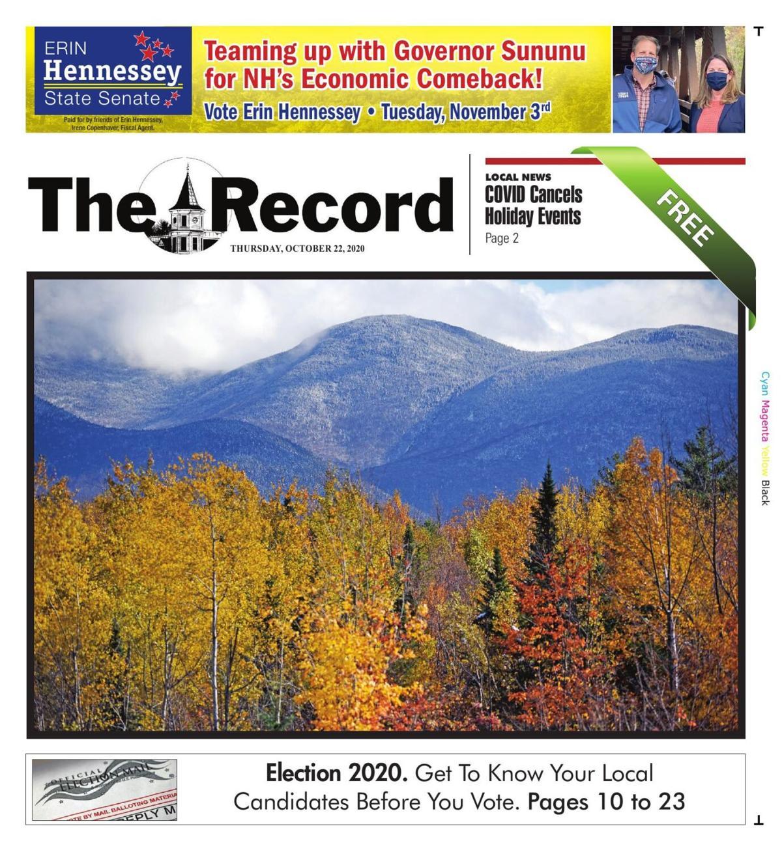 Littleton Record, October 22, 2020