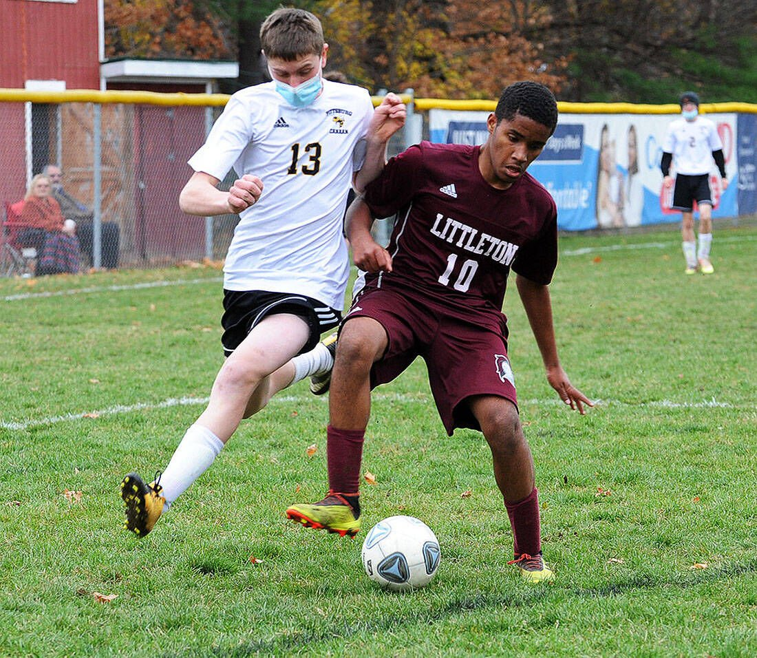 N.H. D-IV Soccer: Perez, Crusaders Take Down PC