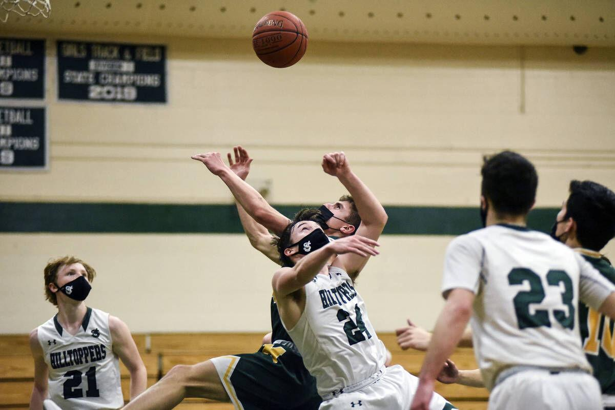 Saturday's H.S. Roundup: Montpelier Handles Hilltoppers In St. J