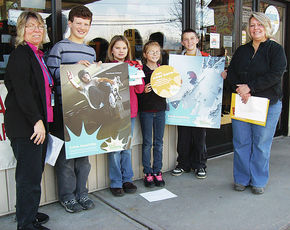 LTS Bulldogs Take Action Group Continues To Reach Out To local Retailers