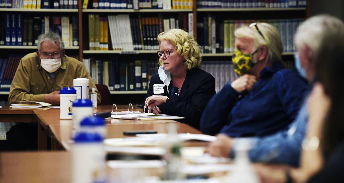 Carroll Withdrawal Committee Lays Foundation For Study