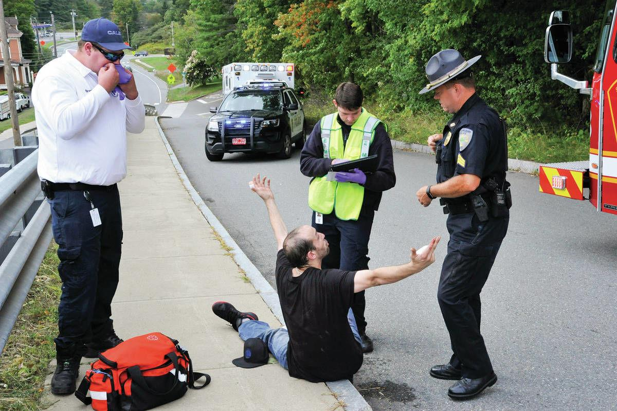 Burlington Man Arrested Following Rollover Crash On Summer Street In St. Johnsbury