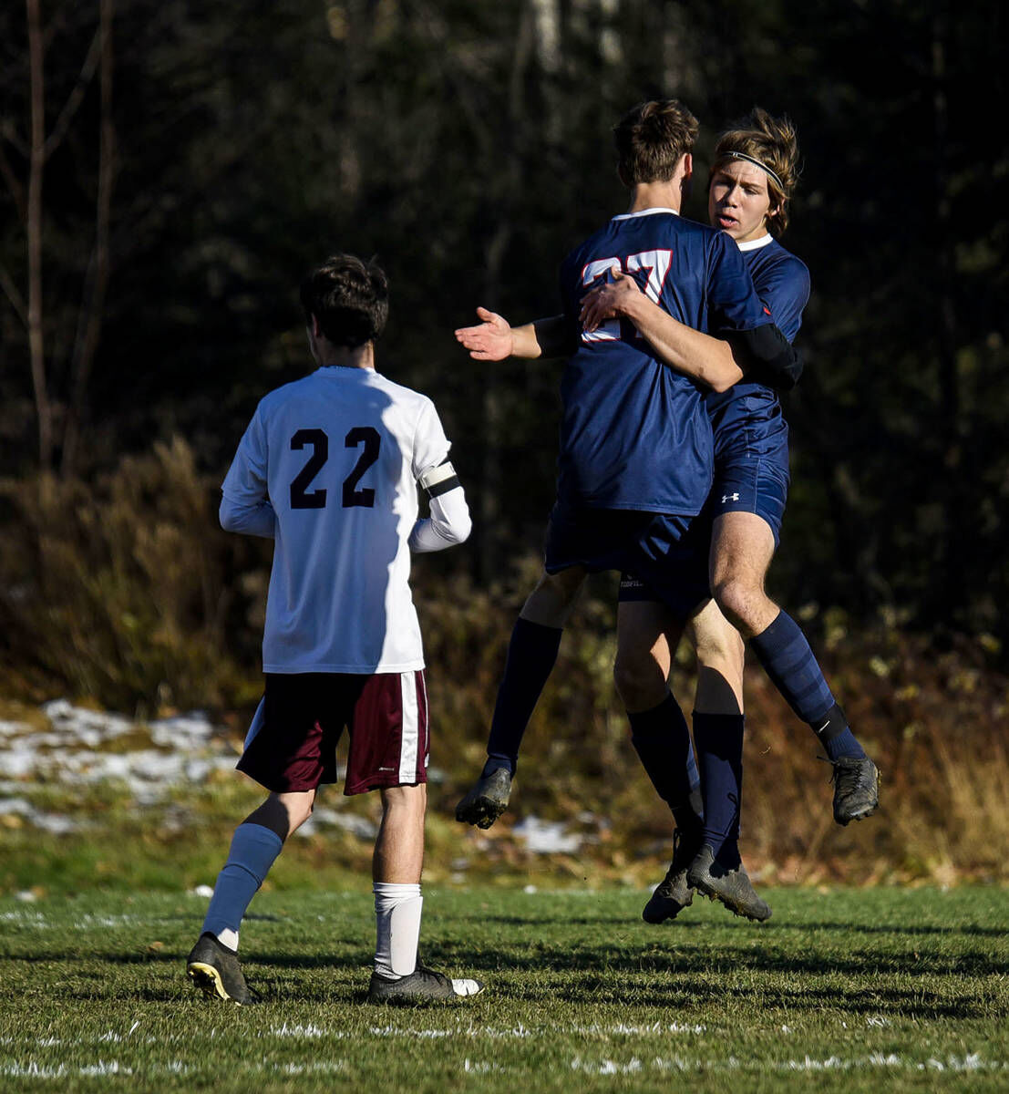 Granite State Conference 2020 Fall All-Conference Teams