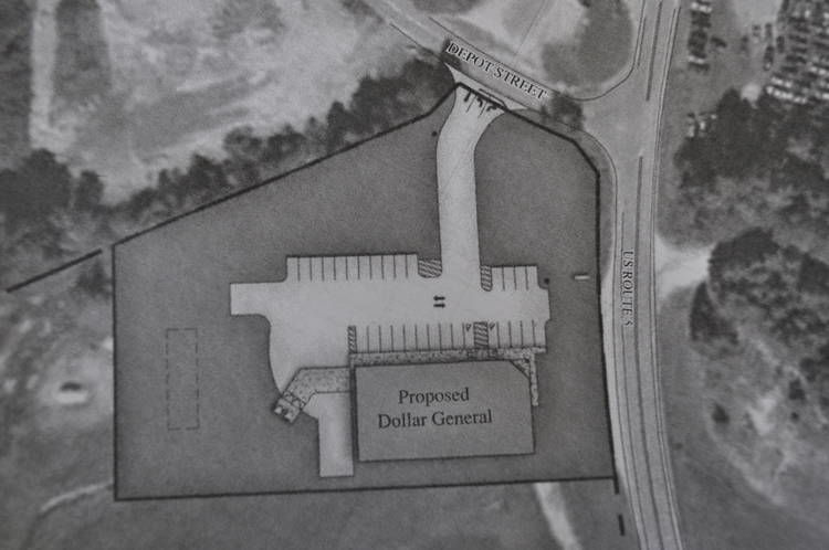 Dollar General Eyeing West Burke