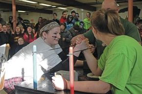 Annual Winter Carnival Celebrated At Woodsville High School