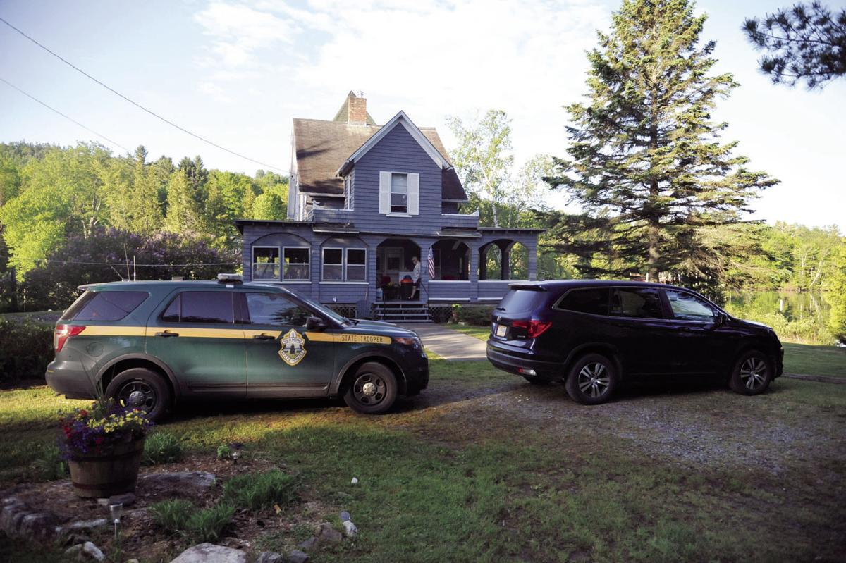 Joe's Pond Camp Resident Discovers Body Floating 30 Feet From Shore