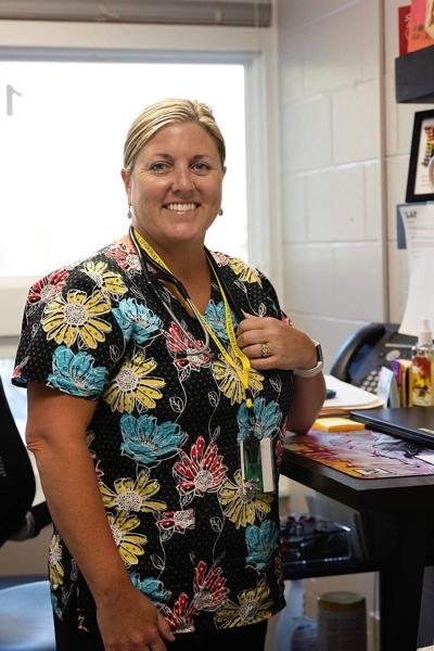Lafayette School's Presby named Nurse of the Year