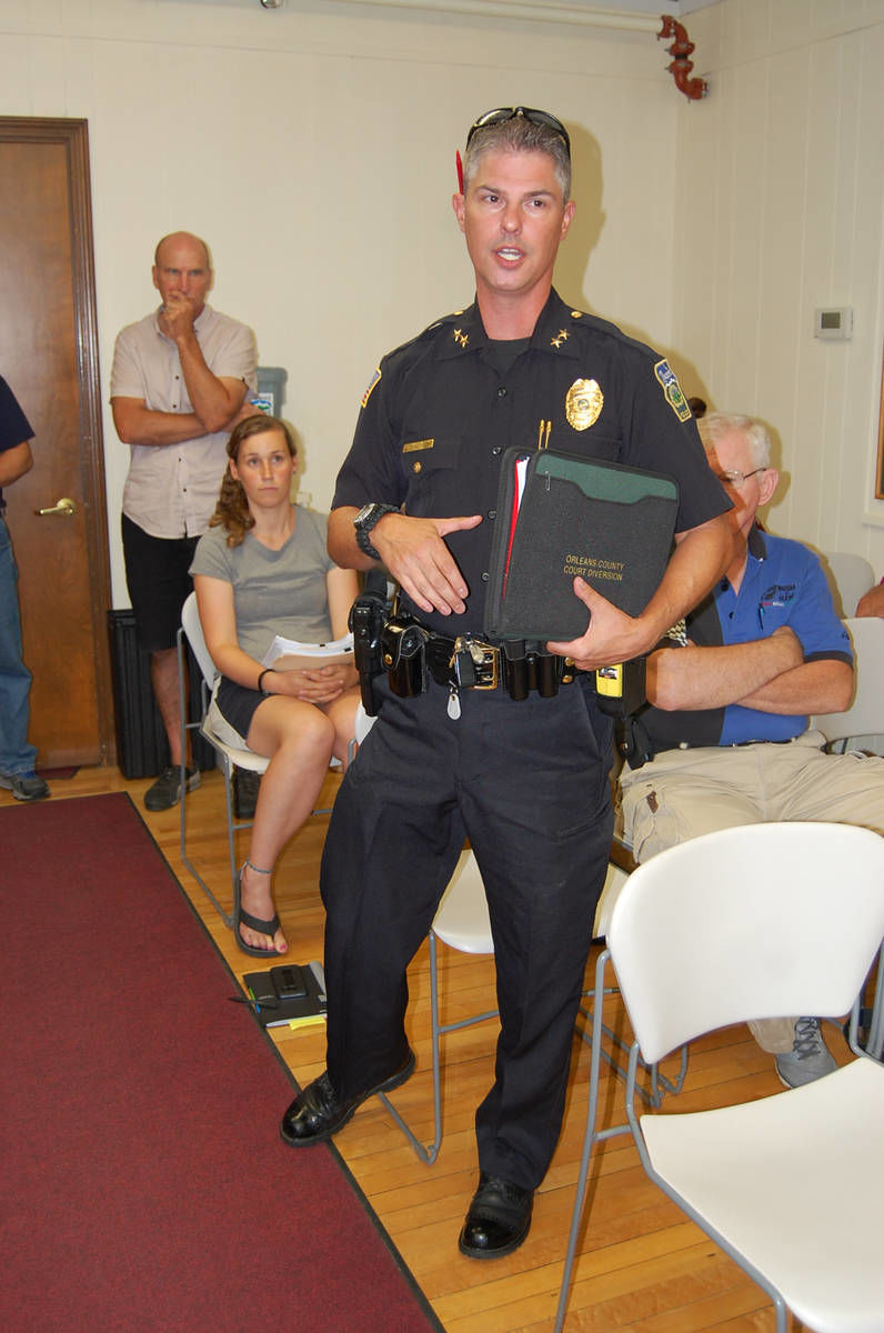Newport City Police Union Did Write A Letter About Sidelined Police Chief