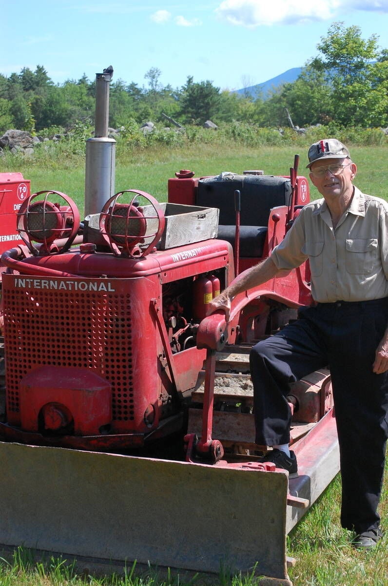 Vintage Tractor Collection A Labor Of Love
