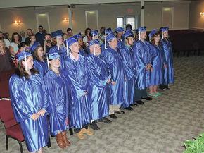 Northeast Kingdom Learning Services Graduates 123 Students