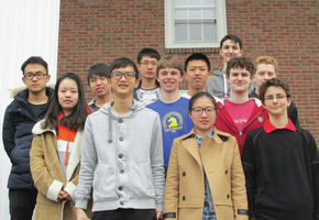 Academy Math Students Are Regional Winners On UVM Prize Math Examination