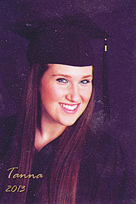 Tanna Elliott earns degree at UVM