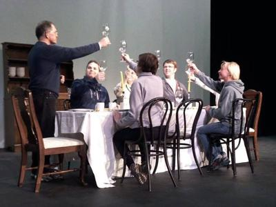 Ar Gurney S The Dining Room May 13 15 At Jean Playhouse