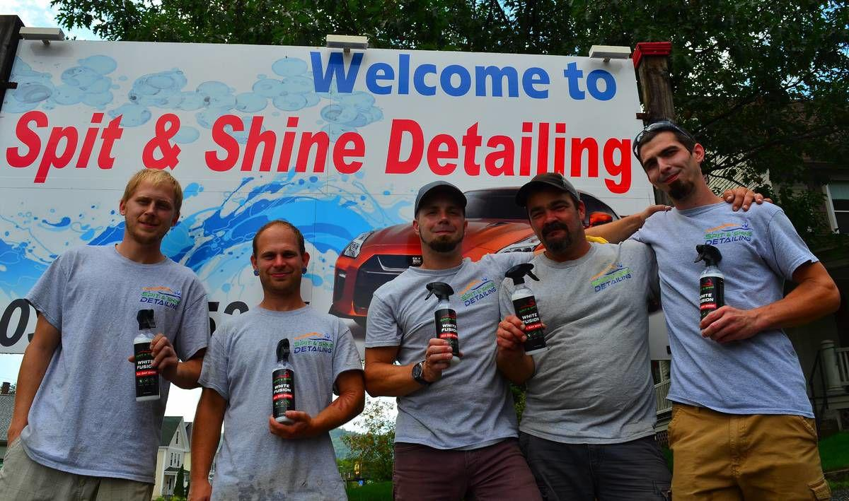 Brothers In Business:Littleton Auto Detailer Rolls Out New Product Line, Eyes National Market