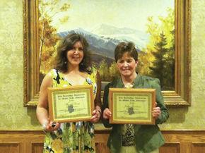 Whitefield School honors staff members