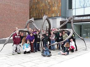 Lunenburg students visit Hood Museum