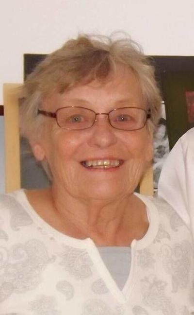 Bernadine Mae Belknap Obituary