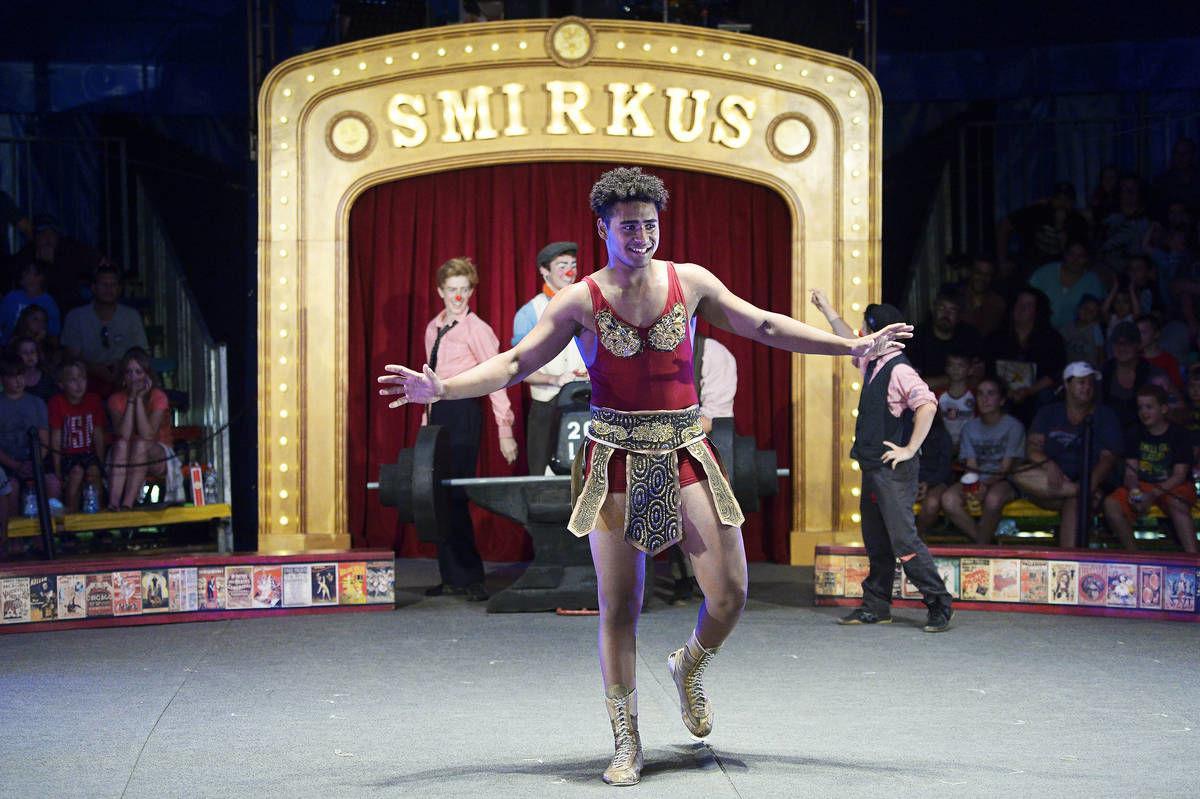 Circus Smirkus Features Local Rising Star
