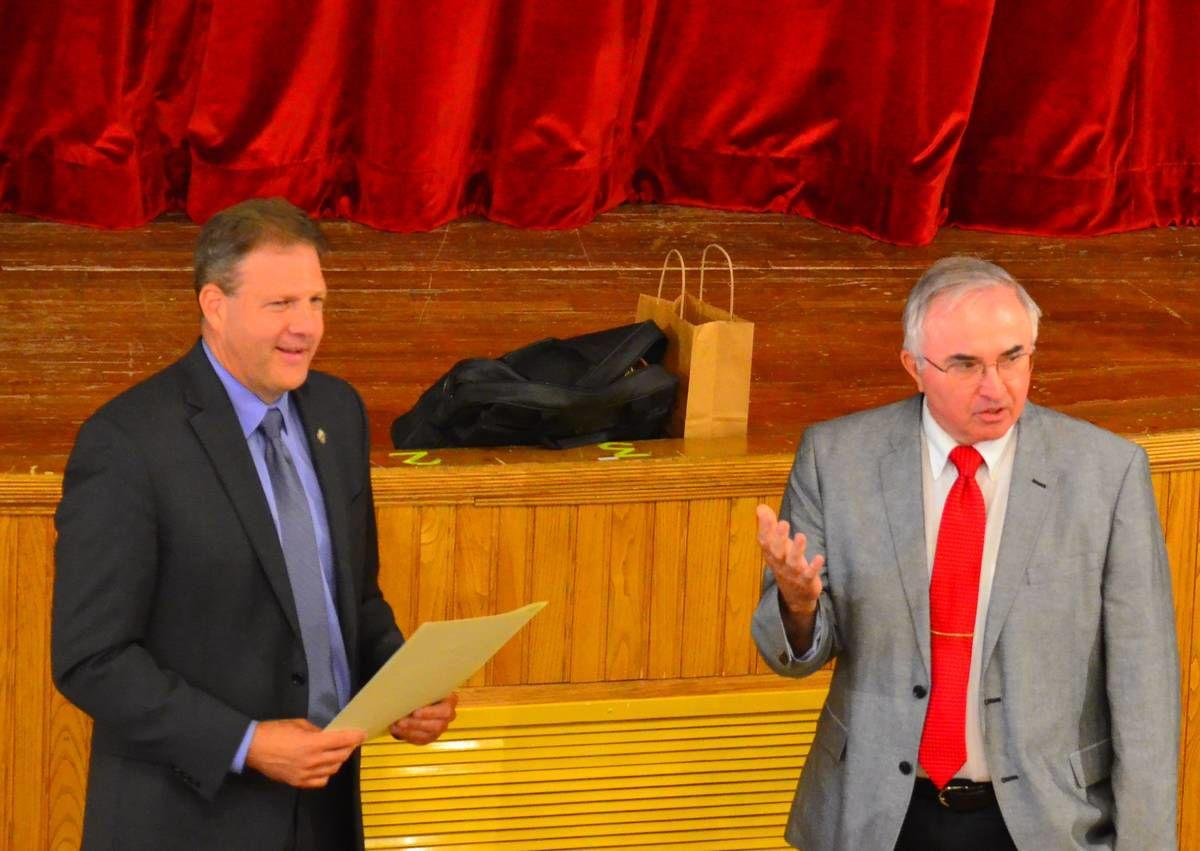 Littleton Opera House:Governor And Council Meet Amid Supreme Court Controversy