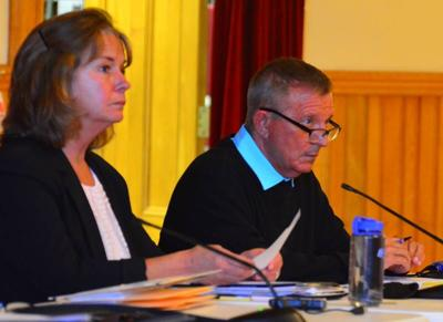 New Town Manager Begins Job, Board Appoints New Selectman