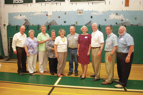 Danville holds Alumni Banquet