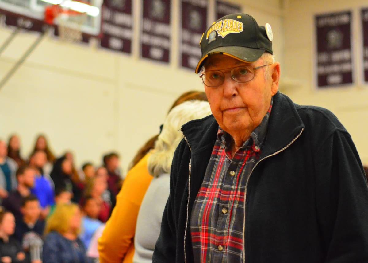 Thanking Them Across The Generations:Littleton High School Students Honor Veterans
