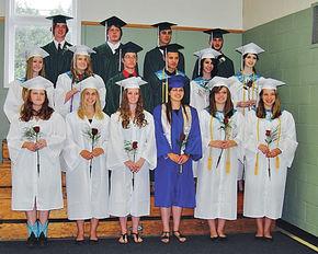 Cabot holds high school graduation