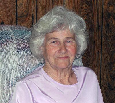 Florence Evelyn Ainsworth Parks Obituary